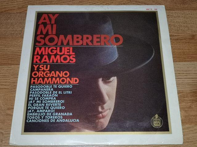 MIGUEL RAMOS Y SU ORGANO HAMMOND LP