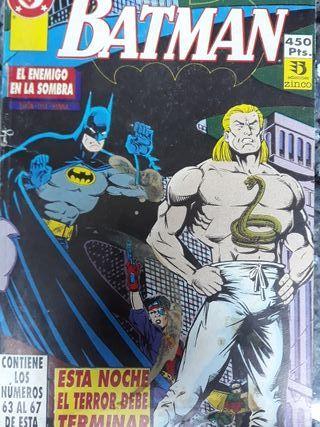 Comics Batman, de DC