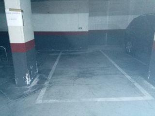 Alquilo garage para coche grande cerca del Wanda