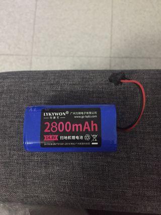 Batería nueva sin estrenar (robot conga cecotec)