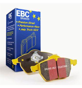 EBC Pastillas frenos traseros dp41451r Yellows BMW