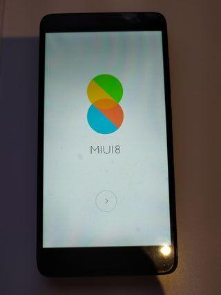 Movil Xiaomi Redmi Note 3