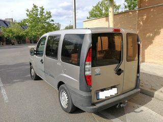 Fiat Doblo 2004. Perfecto estado. camper. Urge