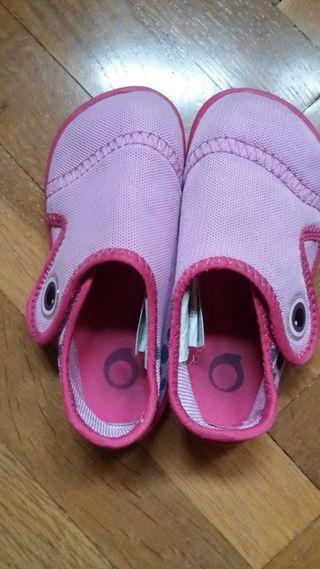 Zapatillas rio niña