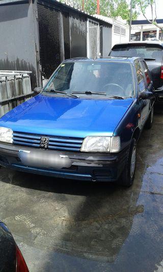 Peugeot 205 1996