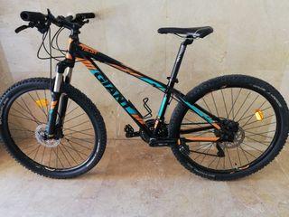 Bicicleta MTB GIANT TALON 27.5 2 LTD 2016, Talla:S