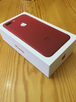 iPhone 7 Plus edición limitada 128gb