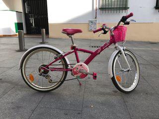 Bicicleta Niña/Niño