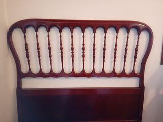 Cabeceros de cama de madera maciza