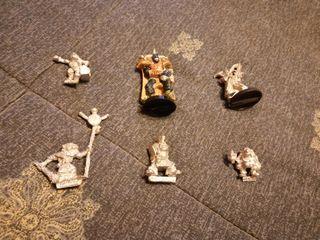 Warhammer figuras