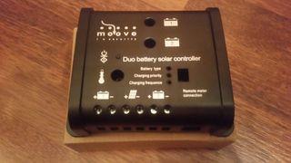 Regulador de carga solar moove re102