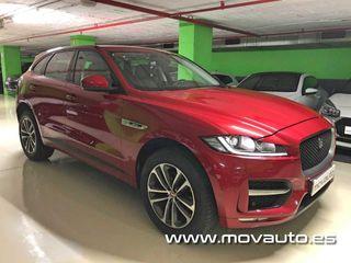 Jaguar F-Pace 2.0L i4D AWD Automatico R-Sport