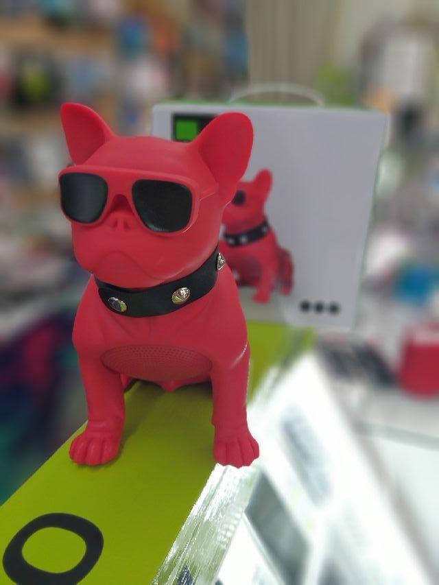 Altavoz Bluetooth bulldog