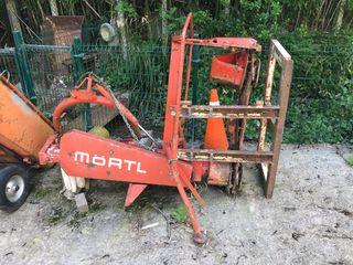 Mörtl / tractor / cortadora