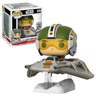 figura Funko Pop Wedge Antilles snowspeeder