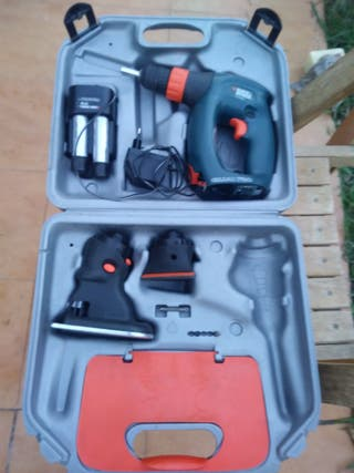 Black Decker bateria vp2000 QUATTRO