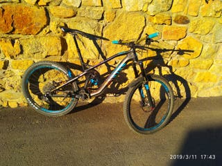 Bicicleta de montaña CANYON Strive al