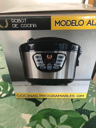 Robot de cocina GM modelo alfa sin estrenar
