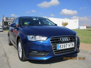 Audi A3 SPORTBACK 1.6 TDI ATTRACTION XENON NAVEGACION