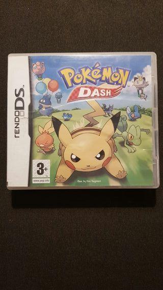 caja pokemon dash