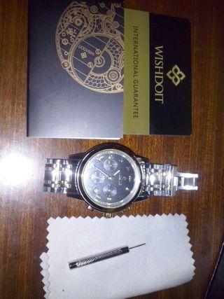 f12846fa851f Reloj de oro hombre de segunda mano en Madrid en WALLAPOP
