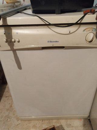 lavavajillas Electrolux para piezas