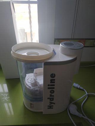 Maquina agua hidrogenada Hydroline
