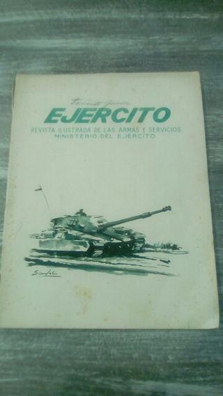 1966 Ejército Revista Ilustrada