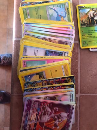 Cromos pokemon