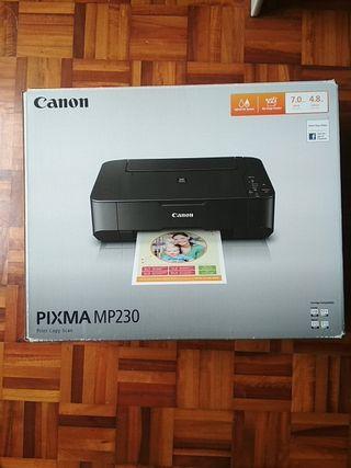 Impresora escaner canon pixma MP230