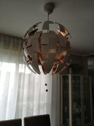 lampara de techo grande 60 diametro