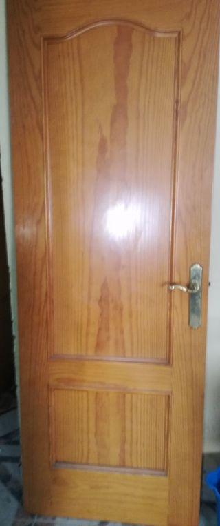 Puertas de segunda mano en barbate en wallapop for Puertas de paso segunda mano