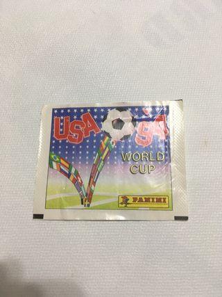 Mundial Cromos panini sobre '94