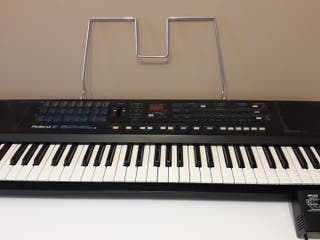 ritmos para teclados roland