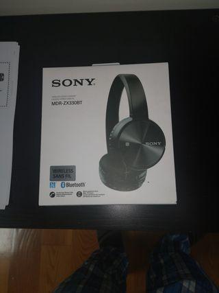 Auriculares Sony Bluetooth NFC a estrenar