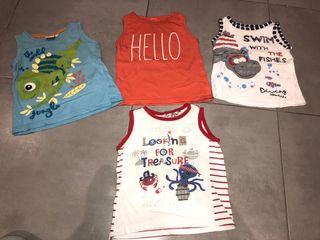 0abfeab9d Camisetas de tirantes niña de segunda mano en WALLAPOP