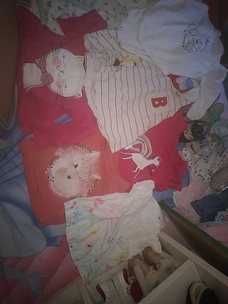 camisetas bodys y leotardos bebe