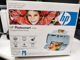 Impresora HP photosmart A-526 fotográfica bluetoot