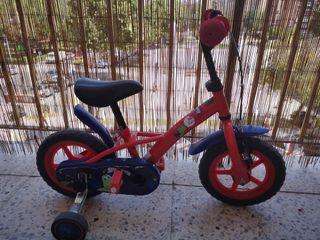 bici niño 2-4 años