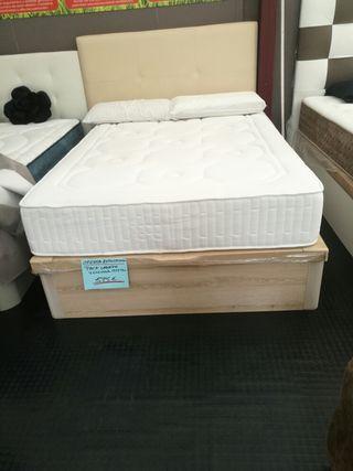 Canape y colchon 135x190