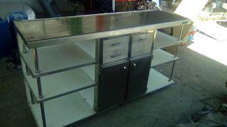 SOLO HOY mueble cafetero infrico inox
