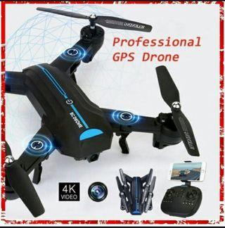 Dron profesional con GPS