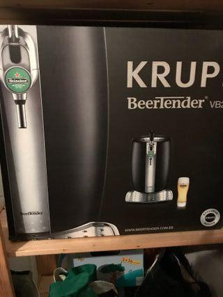 Grifo de cerveza KRUPS