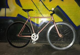 Bicicleta Fixie o Fixed Gear Pro