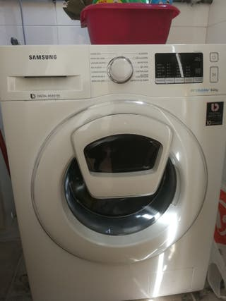 vendo lavadora Samsung eco bubble 8kg