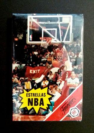 Baraja Estrellas NBA año 1988