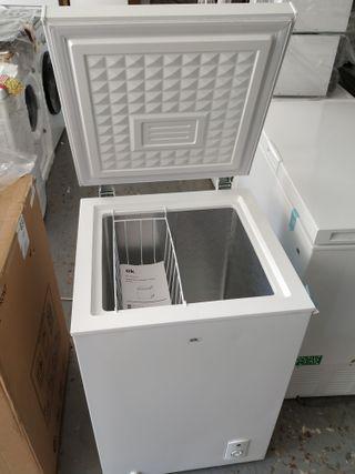 Congelador Arcón OK 100L A+ NUEVO