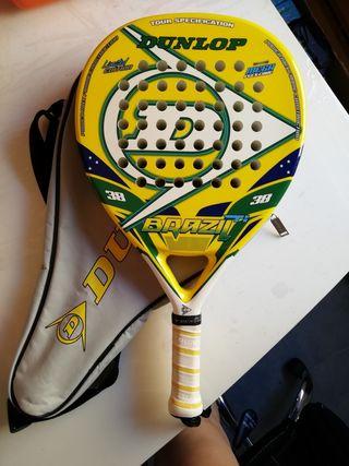 Pala Pádel Brasil Dunlop