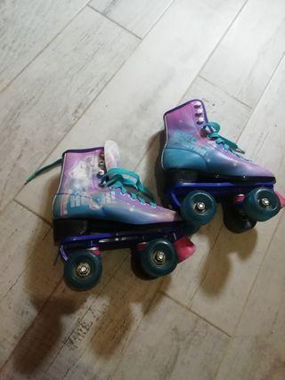 patines hanna montana