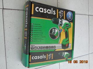 Taladro Atornillador Casals VA14